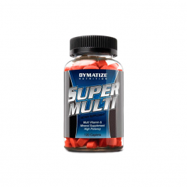 DYMATIZE Super Multi Vitamin 120 Caps
