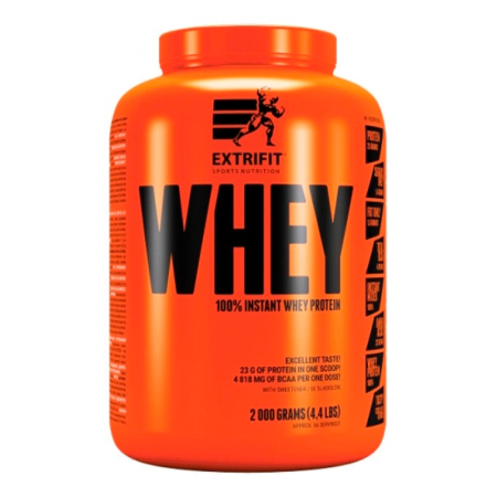 EXTRIFIT 100% INSTANT WHEY PROTEIN - 2000 гр