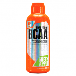 EXTRIFIT FREE FORM BCAA LIQUID 80000 MG - 1000 мл