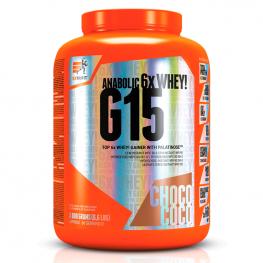 EXTRIFIT G15 Anabolic Gainer - 3000 гр