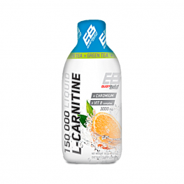 EVERBUILD Liquid L-Carnitine 3000mg + Green Tea - 500 мл