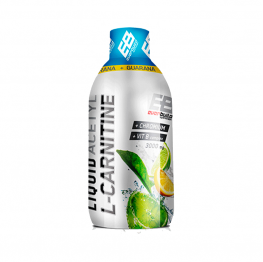 EVERBUILD Liquid Acetyl L-Carnitine and Guarana - 495 мл