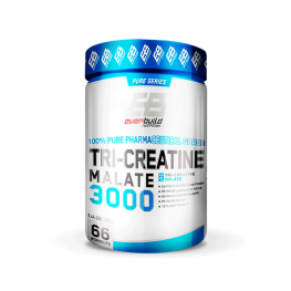 EVERBUILD Tri-Creatine Malate 3000 - 200 gr