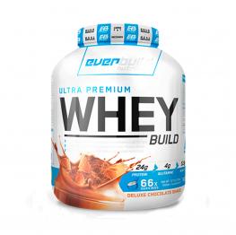 EVERBUILD Ultra Premium Whey Build - (2.270кг./5.000 lbs.)
