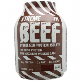 FA Nutrition Xtreme Beef Hydrolized Protein Isolate - 1800 гр