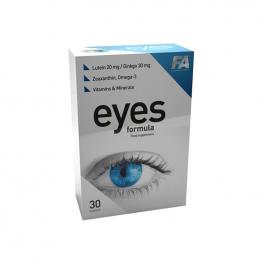 FA Nutrition Eyes Formula - 30 tabs