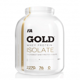 FA Nutrition Gold Whey Isolate - 2270 гр