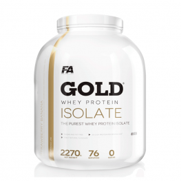 FA Nutrition Gold Whey Isolate - 2270 гр