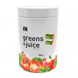 FA Nutrition Greens&Juice - 300 гр