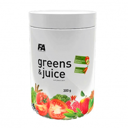 FA Nutrition Greens&Juice - 300 гр