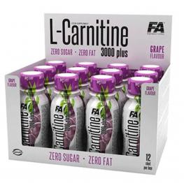 FA Nutrition L-Carnitine 3000 Plus - 12 X 100 мл