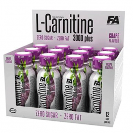 FA Nutrition L-Carnitine 3000 Plus - 12 X 100 мл