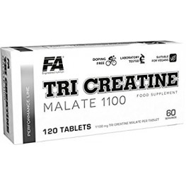 FA Nutrition Tri-Creatine Malate 1100 - 120 caps
