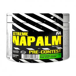 FA Nutrition Xtreme Napalm Pre-Contest - 224 гр