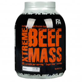 FA Nutrition Xtreme Beef Mass - 2500 гр