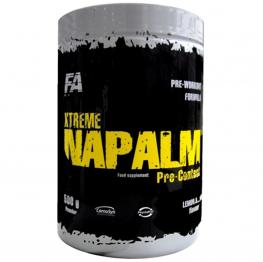 FA Nutrition Xtreme Napalm Pre-Contest - 500 гр