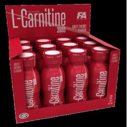 FA Nutrition L-Carnitine 3000 - 12 X 100 мл