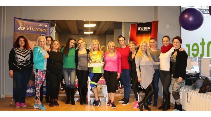 Първият рожден ден на тренировки Body Design