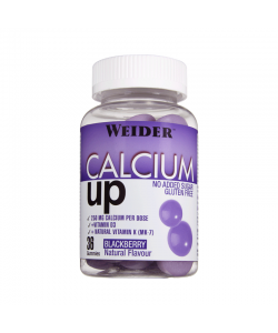 WEIDER GummyUP Calcium UP  - 36 gum