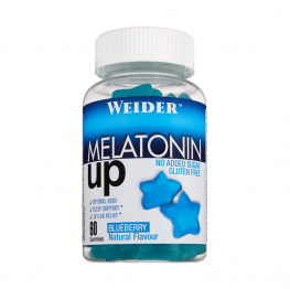 WEIDER GummyUp Melatonin UP - 60 gum