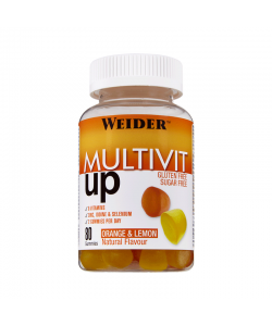 WEIDER GummyUP Multivit UP - 80 gum