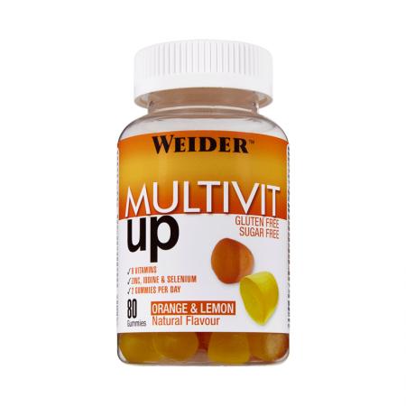 WEIDER GummyUP Multivit UP - 80 gum