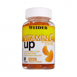 WEIDER GummyUP Vitamin C UP - 84 gum