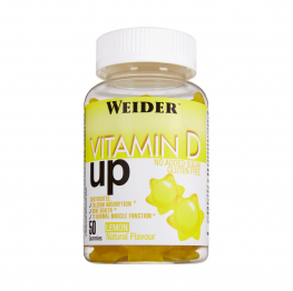WEIDER GummyUP Vitamin D UP - 50 gum