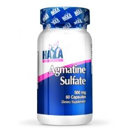 HAYA LABS Agmatine Sulfate 500mg / 60caps.