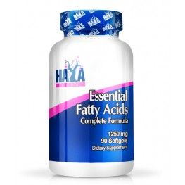 HAYA LABS Essential Fatty Acids 1250mg / 90 soft