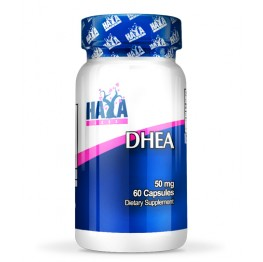 HAYA LABS DHEA 50mg. / 60 Caps.