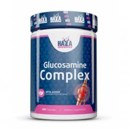 HAYA LABS Glucosamine Chondroitin & MSM Complex - 240 caps