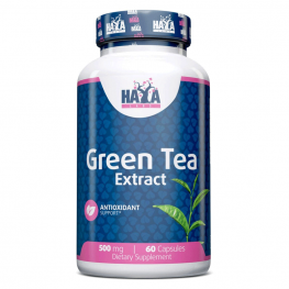 HAYA LABS Green Tea Extract - 60 caps