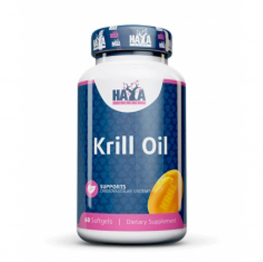 HAYA LABS Krill Oil - 60 Softgels