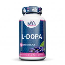 HAYA LABS L-DOPA /Mucuna Pruriens Extract/ - 90 caps