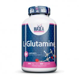 HAYA LABS L-Glutamine - 100 caps