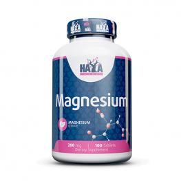 HAYA LABS Magnesium Citrate - 100 tabs