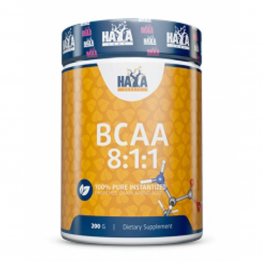 HAYA LABS Sports BCAA 8:1:1 -  200 гр