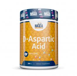 HAYA LABS Sports D-Aspartic Acid - 200 гр