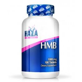 HAYA LABS HMB 1000mg / 100 tabs