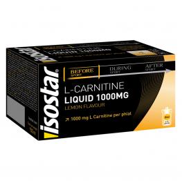 ISOSTAR Liquid L-Carnitine 1000 мл  - 15 x 10 мл
