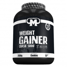 Best Body MAMMUT Weight Gainer Crash 5000 - 4500 гр