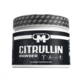 Best Body MAMMUT Citrullin Malate Powder - 200 gr