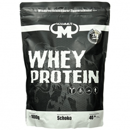 Best Body MAMMUT Whey Protein - 1000 гр