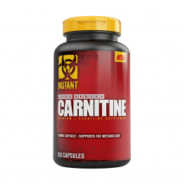 MUTANT CARNITINE - 120 caps