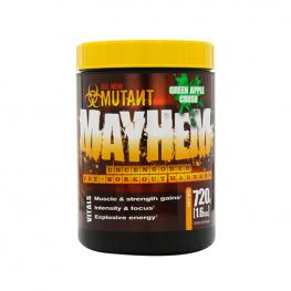 MUTANT МAYHEM - 720 гр