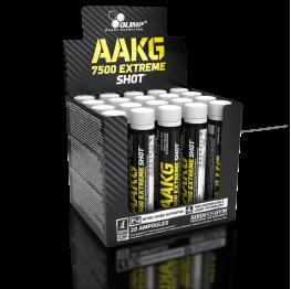 Olimp AAKG 7500 Extreme shot 20x25 мл.