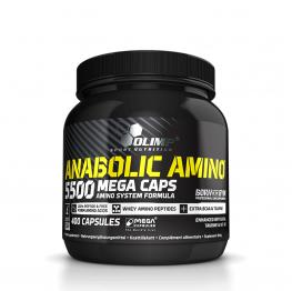 Olimp Anabolic Amino 5500 mega caps - 400 капс