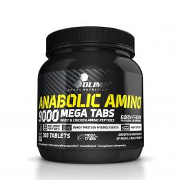 Olimp Anabolic Amino 9000 - 300 таб.