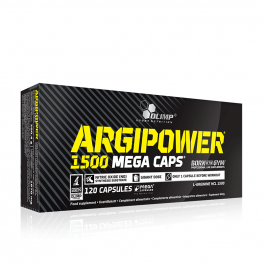 Olimp Argipower 1500 Mega Caps 120 капс.